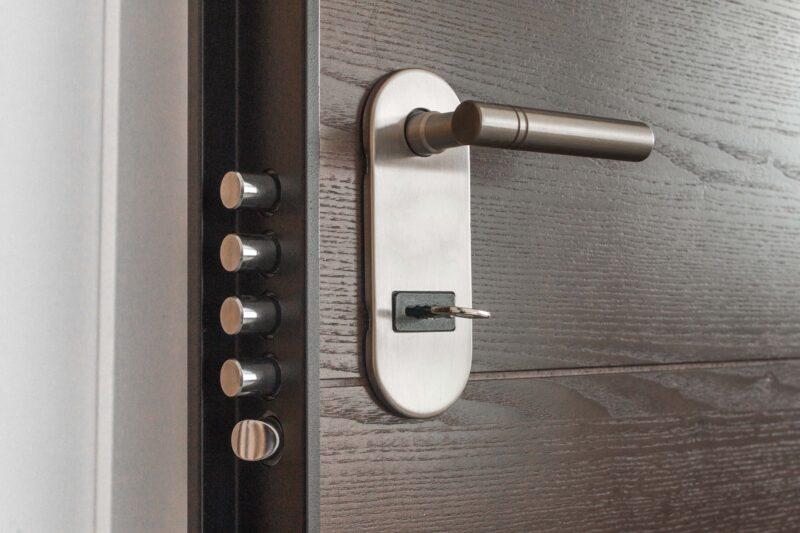 porta blindata 800x533 - Porte blindate da esterno: come sceglierle?