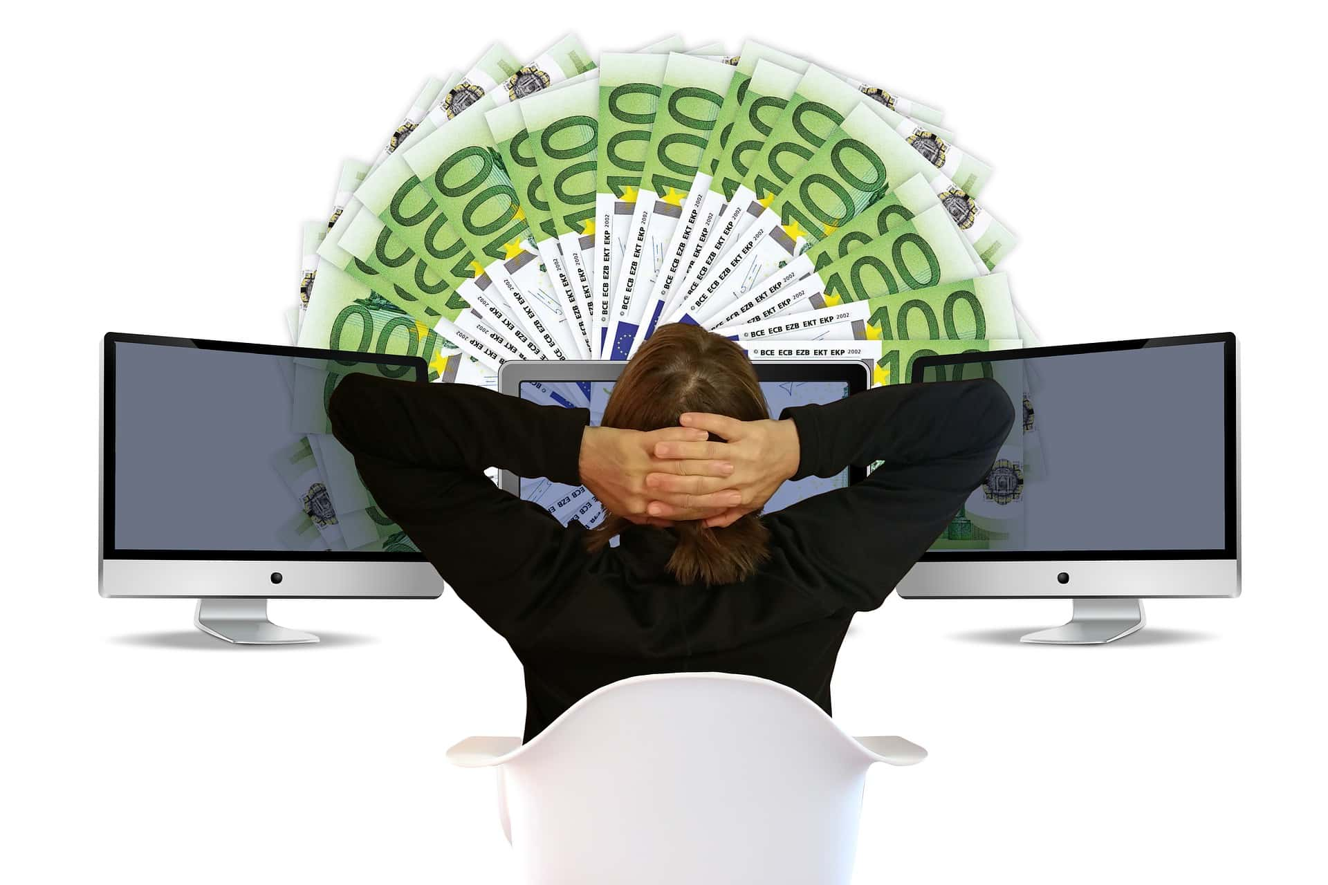 come guadagnare soldi attraverso la rete a casa
