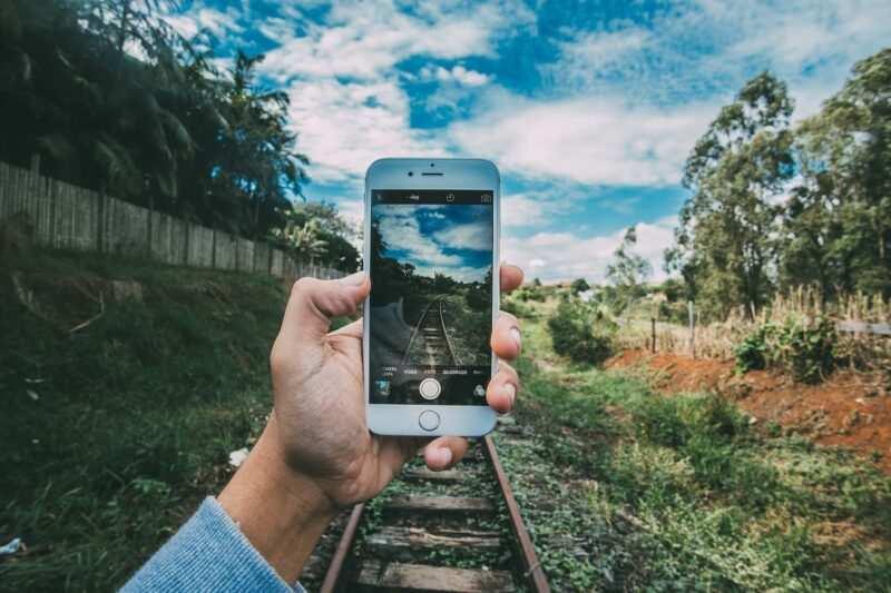 come scattare belle foto con lo smartphone 1 800x533 - Come scattare belle foto con lo Smartphone