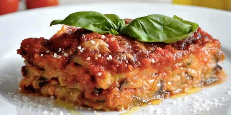 parmigiana di melanzane ricetta originale 800x400 - Melanzane alla parmigiana ricetta originale