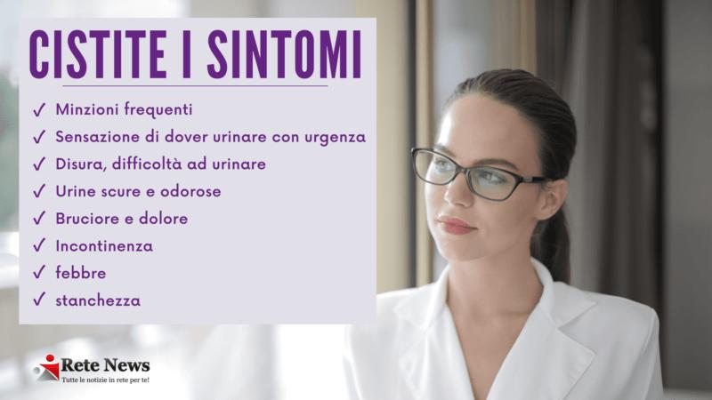 Cistite i sintomi 800x450 - Cistite nelle donne, cos'è, sintomi e come riconoscerla