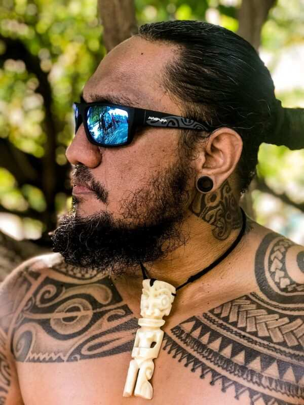 tatoo maori 1 600x800 - Tatuaggi Maori il vero significato di una moda senza tempo
