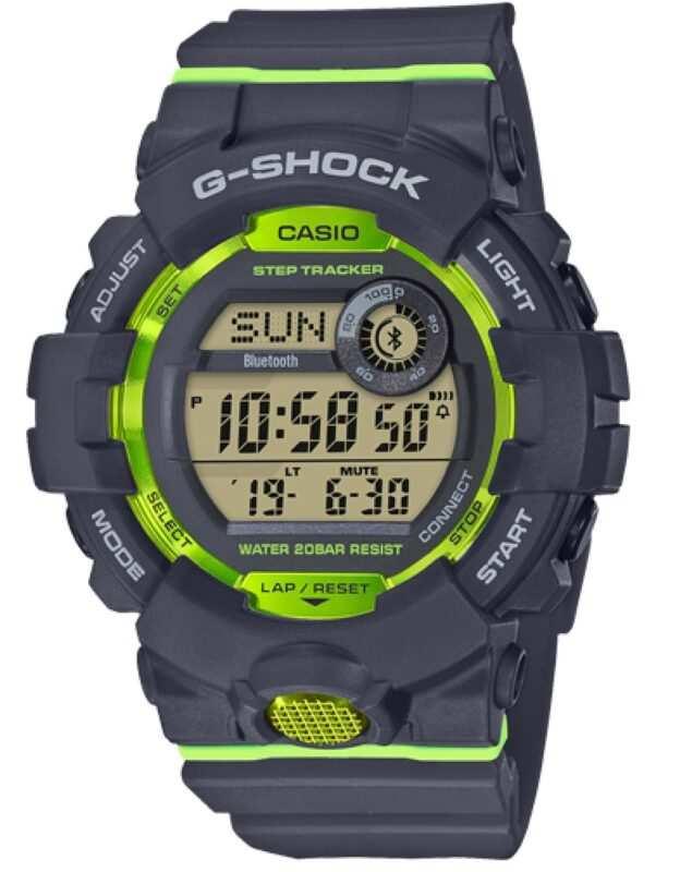 GBD 800 8ER 2000x Bluetooth 635x800 - Orologi Casio G-Shock: i migliori da acquistare
