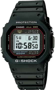 Il primo G SHOCK DW5000 - Orologi Casio G-Shock: i migliori da acquistare