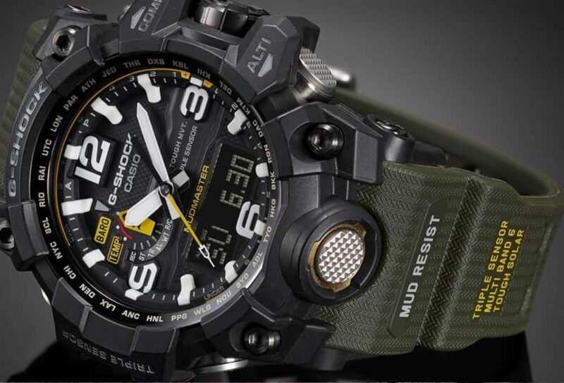 orologi casio g shock mudmaster 800x544 - Orologi Casio G-Shock: i migliori da acquistare